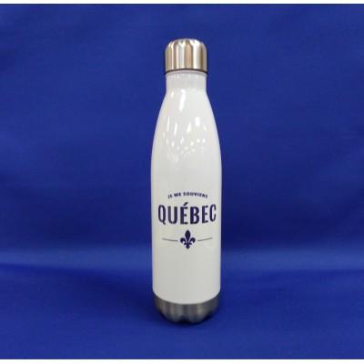 Casquette bleue Québec