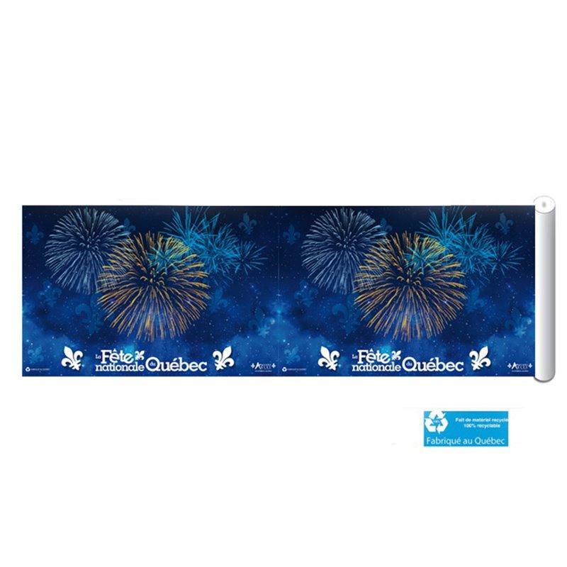 Bannière de scène Fête nationale