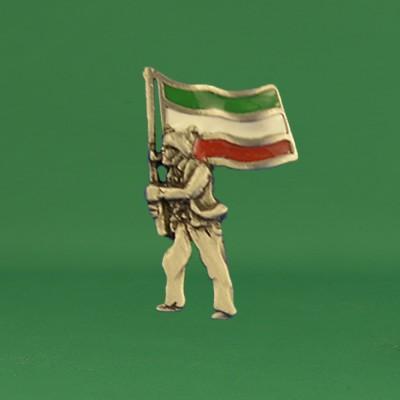 Épinglette Bonhomme patriote