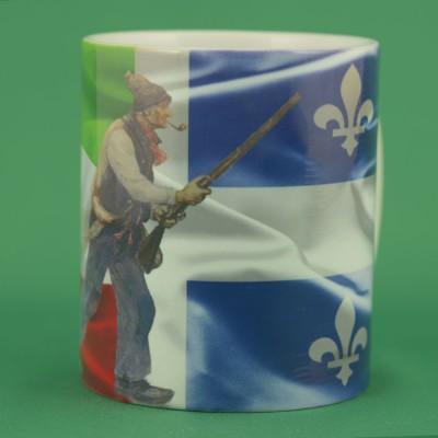 Tasse Patriote-Québec