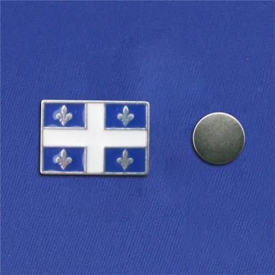 Épinglette drapeau aimantée