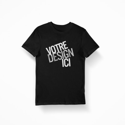 T-shirt Junior - Noir