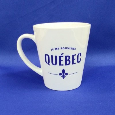 Tasse conique Québec