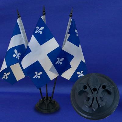 Base drapeau de table - 3...